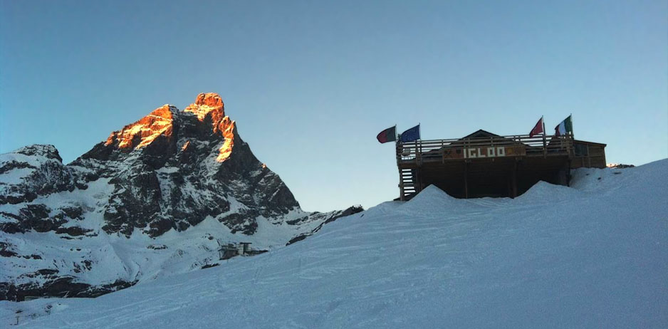 Igloo Cervinia